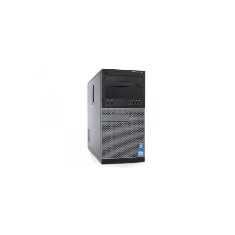Dell Optiplex 9020 i5 Windows Tour - Ordinateur d'occasion audité reconditionné garanti 1 an pas cher