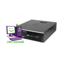 HP 8300 Elite Mini tour - Ordinateur d'occasion audité reconditionné garanti pas cher
