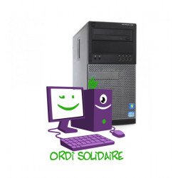 Dell Optiplex 790 Desktop I5 Linux - ordinateur reconditionné Garanti 1 an