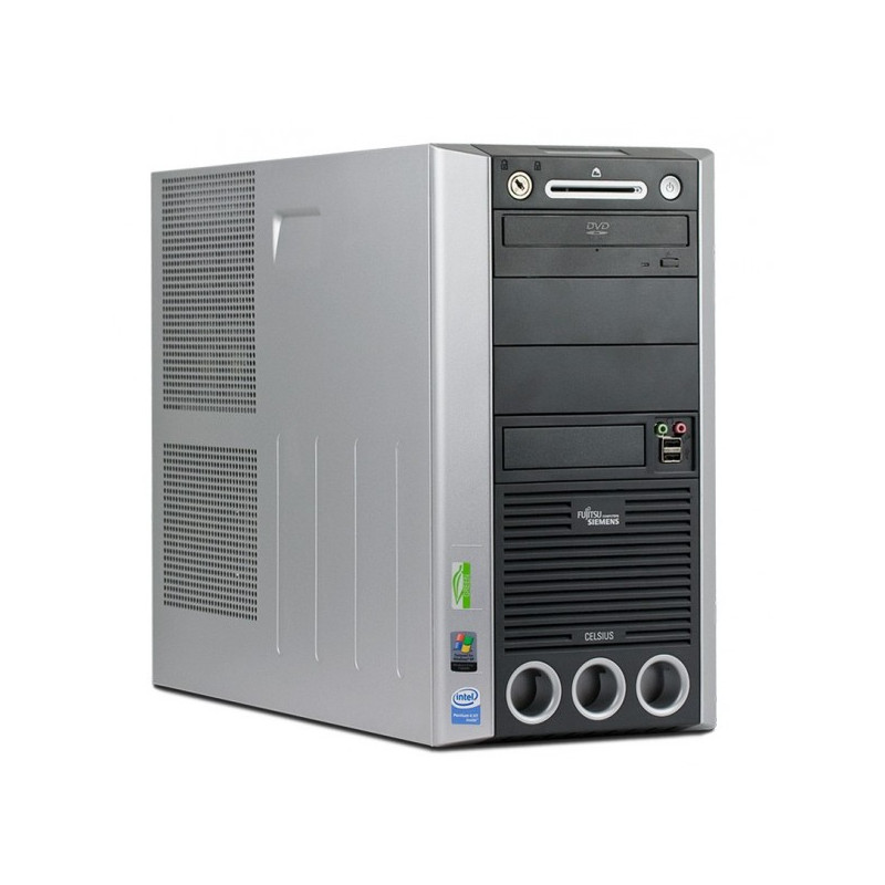 214- pc d'occasion IBM ThinkCentre