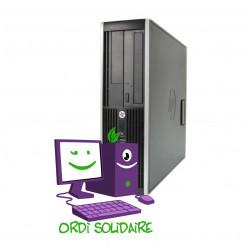 HP Compaq 6005 Pro SFF ordinateur occasion audité garanti