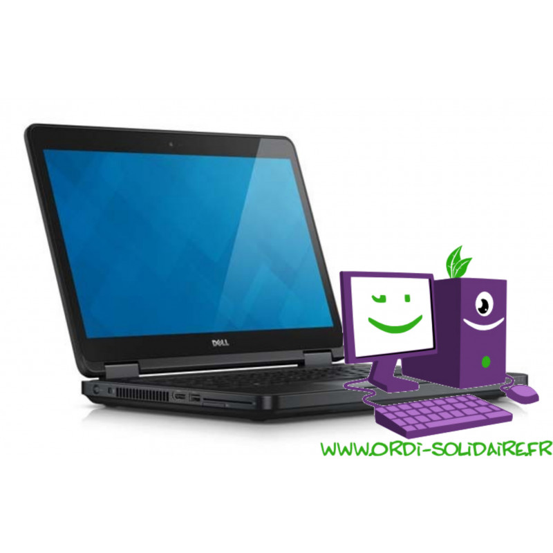 Dell Latitude E5440  - Ordinateur portable d'occasion