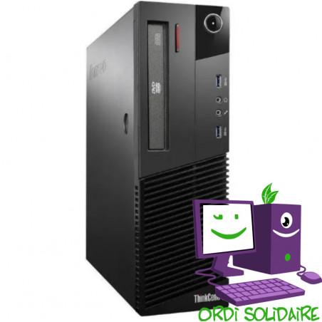 Pack Dell 380 + écran plat 19 pouces
