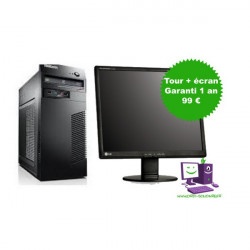 Pack Lenovo tour M72e +...